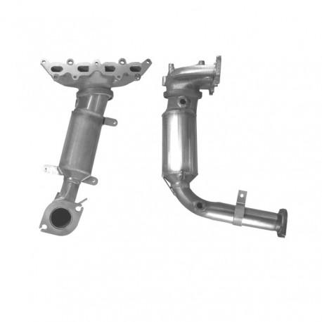 Catalyseur pour FIAT PUNTO 1.2 16v (moteur : 188A5.000)
