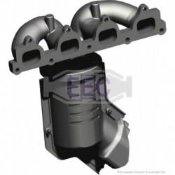 Catalyseur pour Honda Civic 1.6 Hayon 111cv 16v (véhicule Essence) Moteur : D16Y5