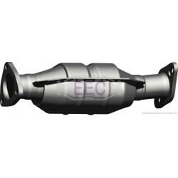Catalyseur pour Hyundai Accent 1.5 Hayon 87cv 12v (véhicule Essence) Moteur : G4EK