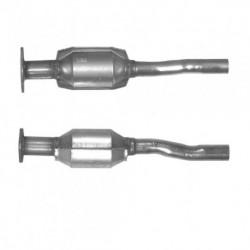 Catalyseur pour FIAT PUNTO 1.2 75 (moteur : 176A8)