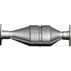Catalyseur pour Hyundai Sonata 2.0 Berline 136cv 16v (véhicule Essence) Moteur : G4CP-D