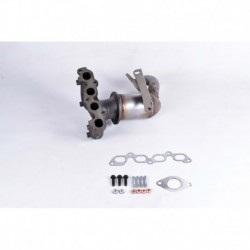 Catalyseur pour VOLKSWAGEN POLO 1.3 2G - AAV - NZ - AAU - 3F