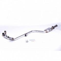 Catalyseur pour Mercedes C180 2.0 CL203 Coupé 129cv 16v (véhicule Essence) Moteur : M111.951