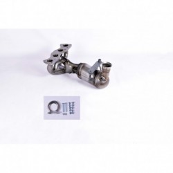 Catalyseur pour Mini One 1.4 R56 Hayon 95cv 16v (véhicule Essence) Moteur : N12B14A