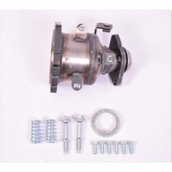 Catalyseur pour Nissan Micra 1.2 K12 Hayon 64cv 16v (véhicule Essence) Moteur : CG12DE - CR12DE