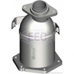 Catalyseur pour Nissan Tino 1.8 V10 MPV 114cv 16v (véhicule Essence) Moteur : QG18DE