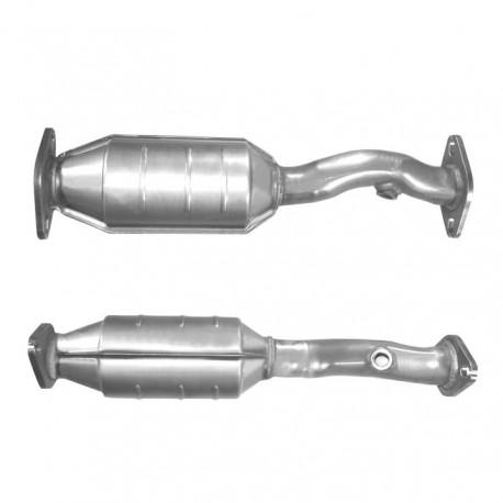 Catalyseur pour FIAT PUNTO 1.8 HGT (moteur : 188A6 - Catalyseur situé sous le véhicule