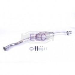Catalyseur pour Opel Astra 1.4 F Break 89cv 16v (véhicule Essence) Moteur : X14XE