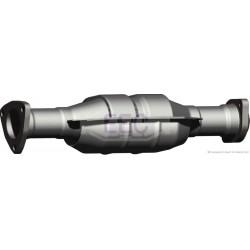 Catalyseur pour Opel Astramax 1.6 SPi Fourgon 74cv 8v (véhicule Essence) Moteur : C16NZ
