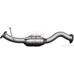 Catalyseur pour Opel Corsa 1.4 SPi Berline 59cv 8v (véhicule Essence) Moteur : C14NZ