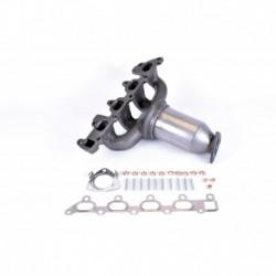 Catalyseur pour ROVER 25 1.6 catalyseur situé sous le véhicule (jusqu'au n° de chassis 2D610560)