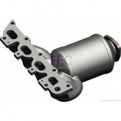 Catalyseur pour Opel Vectra 1.6 Hayon 99cv 16v (véhicule Essence) Moteur : Y16XE - Z16XE