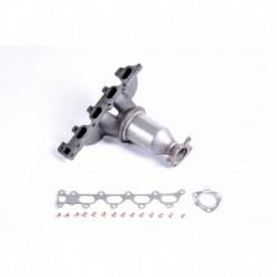 Catalyseur pour Opel Zafira 1.6 MPV 103cv 16v (véhicule Essence) Moteur : Z16XEP