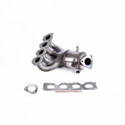 Catalyseur pour Opel Zafira 1.8 MPV 138cv 16v (véhicule Essence) Moteur : A18XER - Z18XER