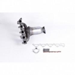 Catalyseur pour Opel Zafira 1.8 MPV 123cv 16v (véhicule Essence) Moteur : Z18XE
