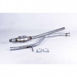 Catalyseur pour Peugeot 206 1.1 Hayon 60cv 8v (véhicule Essence) Moteur : HFX(TU1JP) - HFZ(TU1JP)