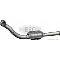 Catalyseur pour Peugeot 405 1.6 Break 92cv 8v (véhicule Essence) Moteur : BDZ(XU5M)