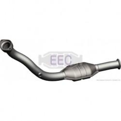 Catalyseur pour Peugeot 405 1.9 i Break 125cv 8v (véhicule Essence) Moteur : DKZ(XU9JAZ) - XU92CK - XU9J1 - XU9J1AZ - XU9JAZ