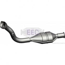 Catalyseur pour Peugeot 405 2.0 Berline 123cv 8v (véhicule Essence) Moteur : RFX(XU10J2)