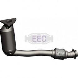 Catalyseur pour RENAULT MEGANE 1.9  Mk.1 Diesel