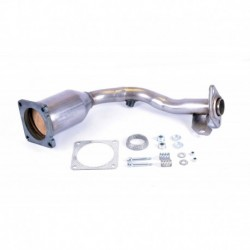 Catalyseur pour Peugeot 206 CC 1.6 Cabriolet 110cv 16v (véhicule Essence) Moteur : NFU(TU5JP4)