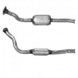 Catalyseur pour FIAT SCUDO 1.9 Turbo Diesel (moteur : XUD9TE)