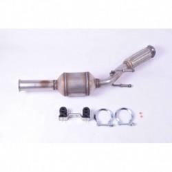 Catalyseur pour Peugeot 206 SW 2.0 Break 138cv 16v (véhicule Essence) Moteur : RFN(EW10J4)