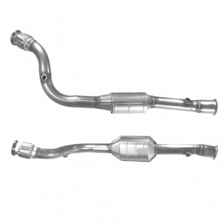 Catalyseur pour FIAT SCUDO 2.0 16v (moteur : EW10J4 - avec OBD)