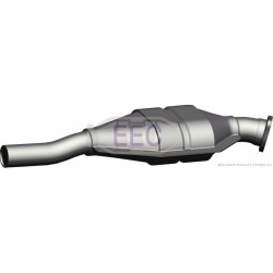 Catalyseur pour PEUGEOT PARTNER 2.0 HDi HDi Turbo Diesel