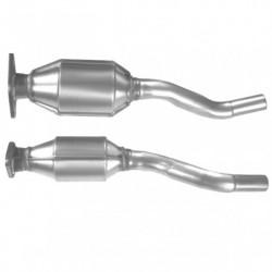 Catalyseur pour FIAT SEICENTO 1.1 S SX (moteur : 176B2.000)