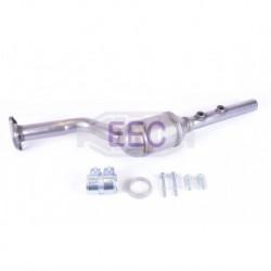 Catalyseur pour Renault Modus 1.4 Hayon 98cv 16v (véhicule Essence) Moteur : K4J770 - K4J780