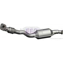Catalyseur pour Renault Twingo 1.2 Hayon 58cv 8v (véhicule Essence) Moteur : D7F7
