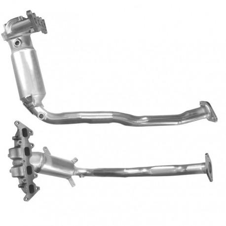Catalyseur pour FIAT STILO 1.4 16v (y compris Multiwagon - 192B2)