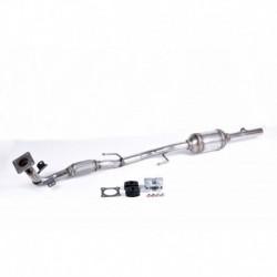 Catalyseur pour Skoda Fabia 1.4 Break 75cv 16v (véhicule Essence) Moteur : BKY