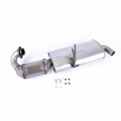 Catalyseur pour BMW 120i 2.0  E81 (N43 - Collecteur)