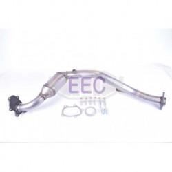 Catalyseur pour Subaru Impreza 2.0 T Hayon 208cv 16v (véhicule Essence) Moteur : EJ20G