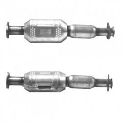 Catalyseur pour FIAT TIPO 1.6 ie 3 boulons coté tuyau avant