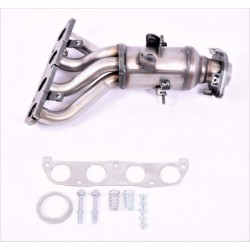 Catalyseur pour Toyota Auris 1.4 Hayon 96cv 16v (véhicule Essence) Moteur : 4ZZ-FE