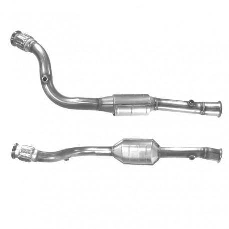 Catalyseur pour FIAT ULYSSE 2.0 16v (moteur : EW10J4 - avec OBD)