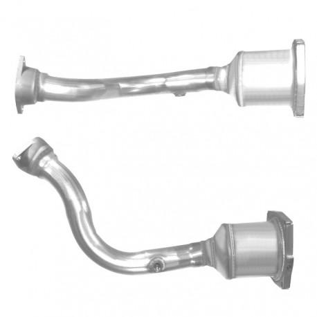 Catalyseur pour FIAT ULYSSE 2.0 HDi (moteur : DW10ATED4)