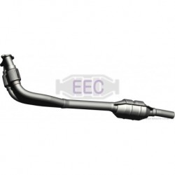 Catalyseur pour Volkswagen Caddy 1.6 Fourgon 75cv 8v (véhicule Essence) Moteur : AEE