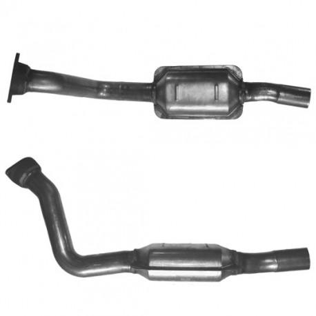 Catalyseur pour FIAT ULYSSE 2.0 JTD (moteur : DW10ATED4 - non FAP)