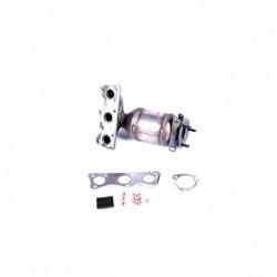 Catalyseur pour Volkswagen Fox 1.2 Hayon 55cv 6v (véhicule Essence) Moteur : BMD