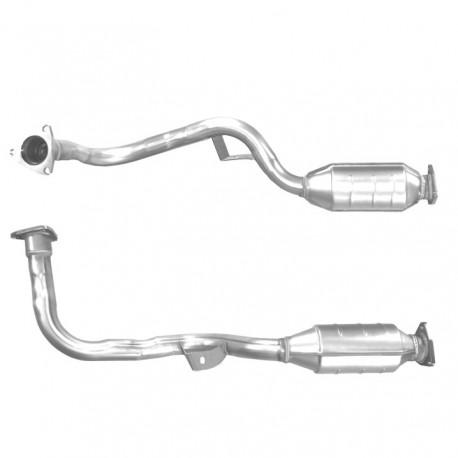 Catalyseur pour AUDI 80 2.8 V6 Coté droit