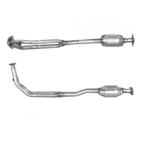 Catalyseur pour FIAT UNO 1.0 45 ie (Catalyseur avec flexible et tuyau)