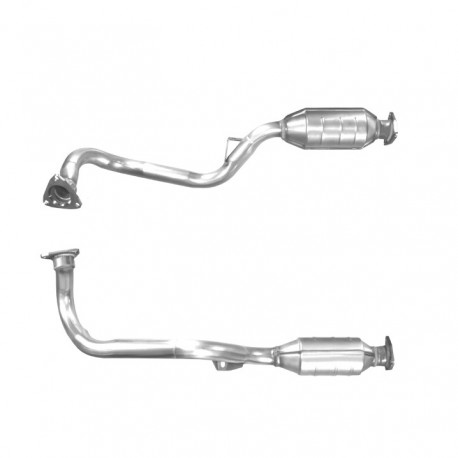 Catalyseur pour AUDI 80 2.8 V6 Coté gauche