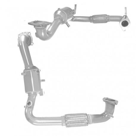 Catalyseur pour FORD B-MAX 1.0 EcoBoost 12v (moteur : M1JA)