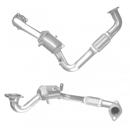Catalyseur pour FORD C-MAX 1.0 EcoBoost 12v (moteur : M1DA)