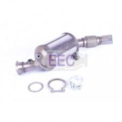 Filtre à particules (FAP) pour BMW 318d 2.0 d E90 Berline 116cv 16v (véhicule Diesel) Moteur : N47D20A