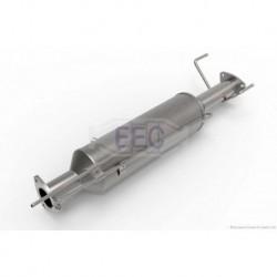 Filtre à particules (FAP) pour Chevrolet Captiva 2.0 VCDi SUV 148cv 16v (véhicule Diesel) Moteur : Z20S